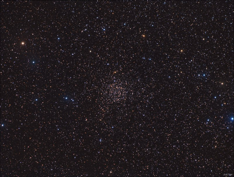 Open Clusters NGC7789