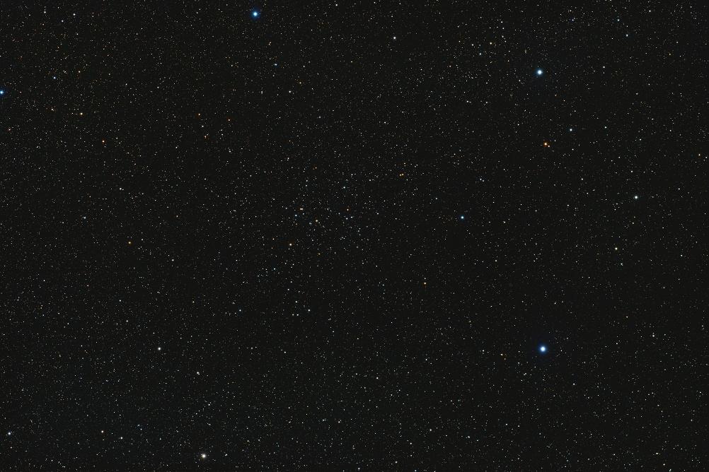 M34 cluster